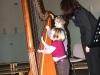 Petit cours de Harpe pour Paul et Louise