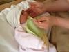 Louise à la maternité