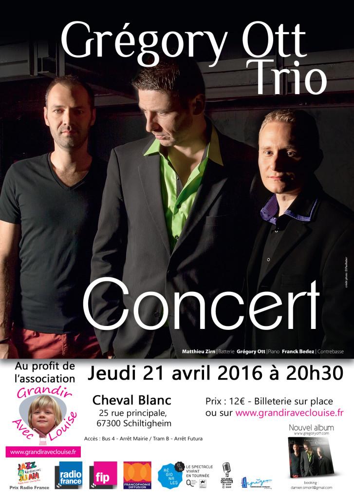 concert Gregory OTT