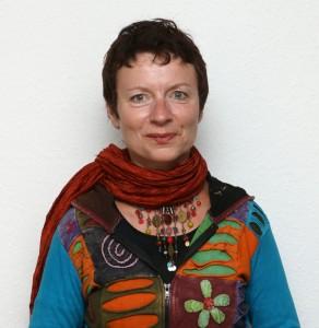 Annick, présidente de l'association