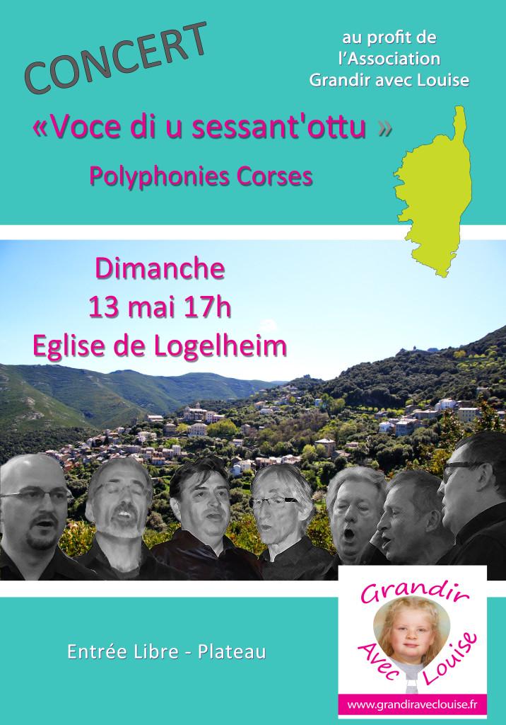 polyphonie corses 2018